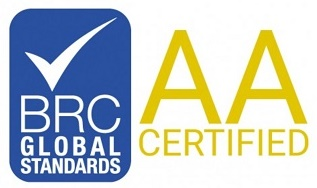 Global Standard AA Certificate